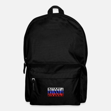 Russia RUSSIA Russia - Backpack
