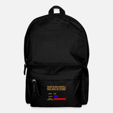 Orchestra Orchestra Power, gift symphony orchestra music - Backpack