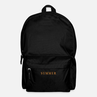 Summer Summer bouquet - Backpack
