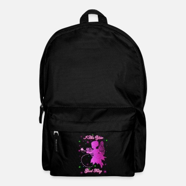 Muster I Am Your Good Fairy Fee Elfe - Rucksack