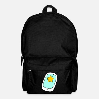 Mobile Phone Mobile Phone Mobile Telephoning - Backpack