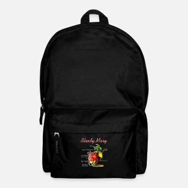 Liquor Alcohol liquor liquor drink gift - Backpack