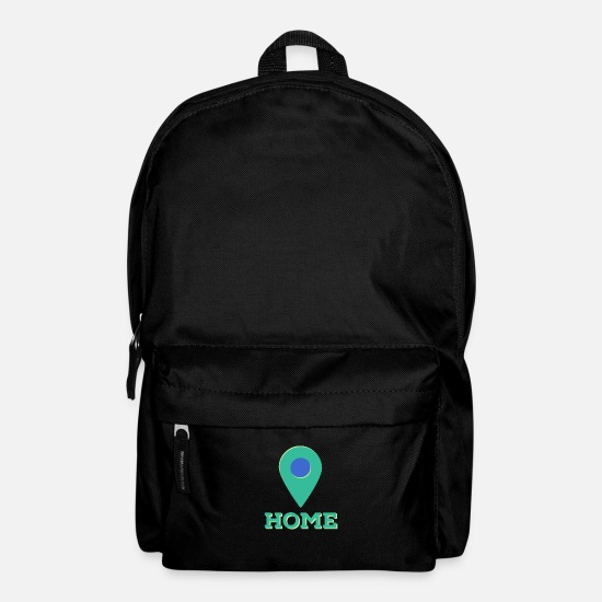 Gift Idea Bags & Backpacks - Home - Backpack black