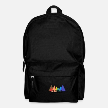 Elevator Elevated to the Mountains - Backpack