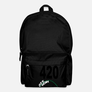 Coffeeshop 420 high life - Backpack