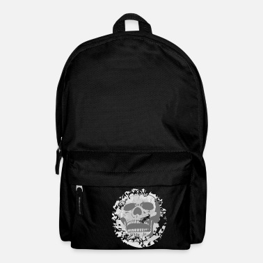 Grey Grey Skull - Backpack