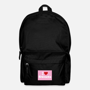 Sweet Sweets, Sweets, I Love Sweets. - Backpack