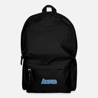 First Name Aaron name first name - Backpack