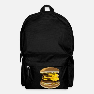 Tasty A tasty burger - Backpack