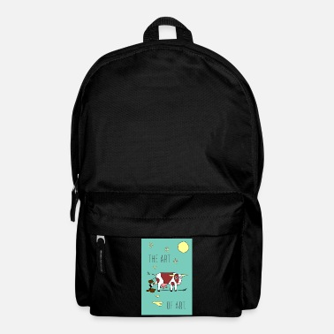 Arts the ART OF ART - Backpack