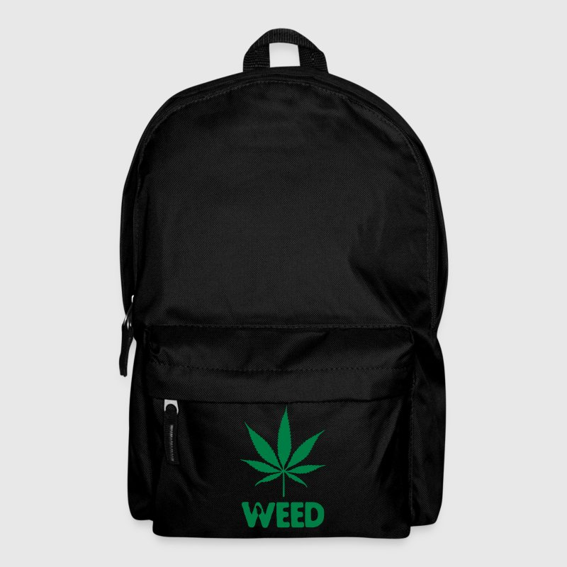 weed with leaf - Mochila