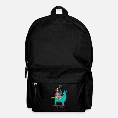 The princess on a trip - Backpack