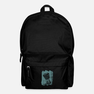 Inspiration rhythm tromel drum rhythm - Backpack