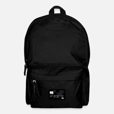 Credit Card credit Card - Backpack