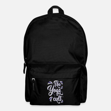 Cult the yoga cult - Backpack