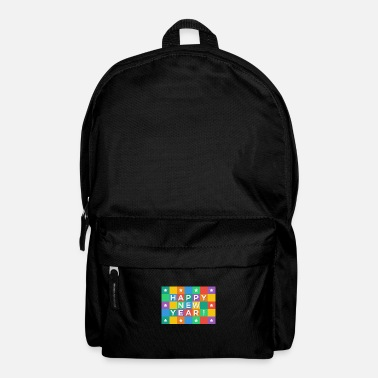 New Year's Day New Years Eve, New Year, New Year's Day, gift - Backpack