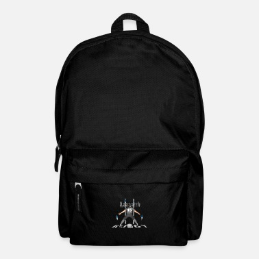 Lyon Rugby Toulousain RUGBY 15 players gray - Backpack