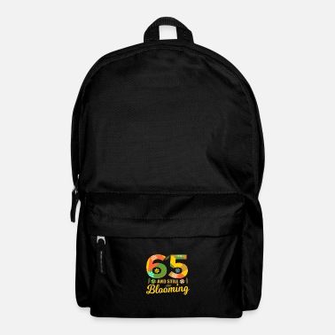 65th Birthday 65th birthday 65 year old 65th party gift idea - Backpack
