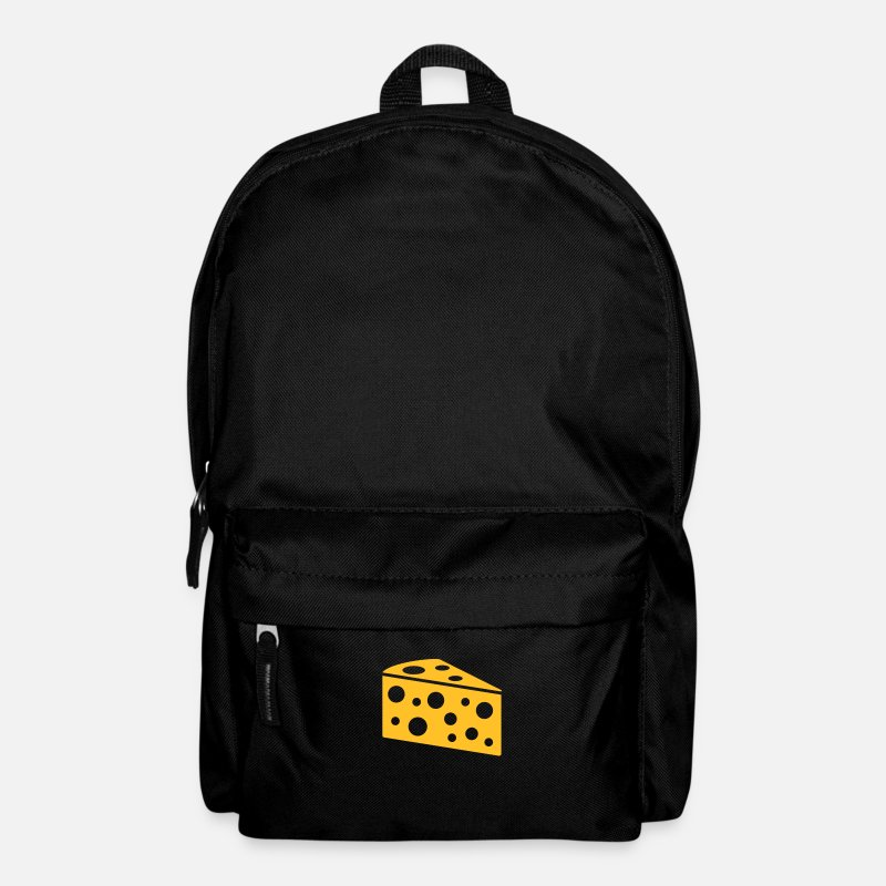 Cheese Bags & Backpacks - Cheese - Backpack black