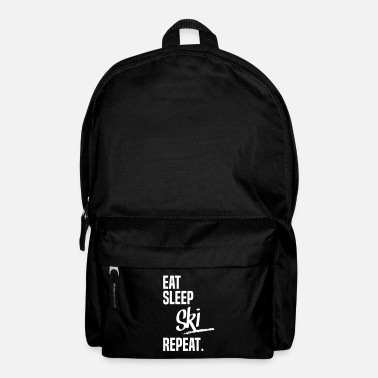 Original EAT SLEEP SKI - Mochila