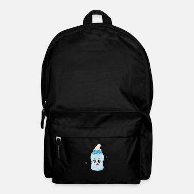 Birth Baby bottle birth gift - Backpack