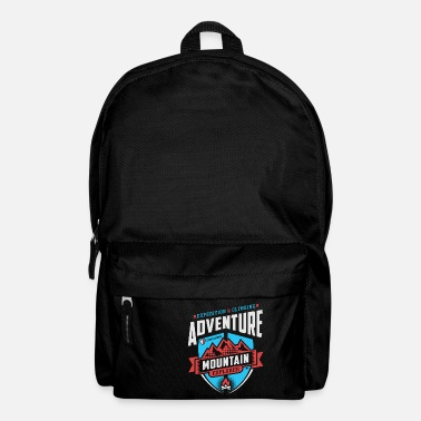 Graphic Art Adventure Graphic Art - Backpack