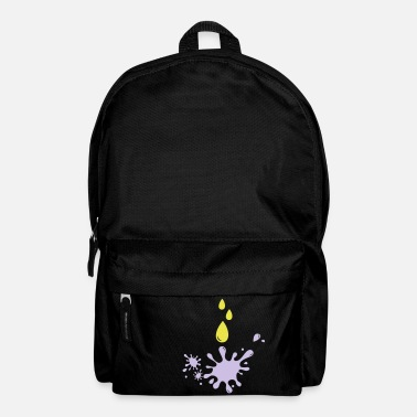 Painting paint - Backpack