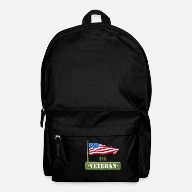 Us US Veteran - US Veteran - Backpack