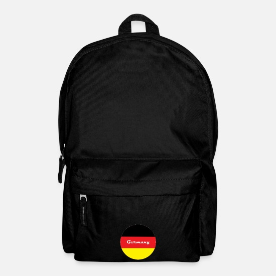 Flag Of Germany Bags & Backpacks - Germany world champion - Backpack black