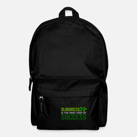Gift Idea Bags & Backpacks - Turtle reptiles marine turtle tortuga ne - Backpack black