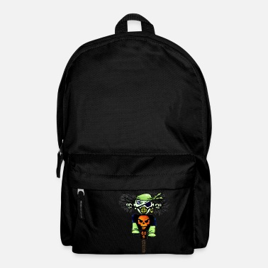 Suburban little suburban pirate (DDP) - Backpack