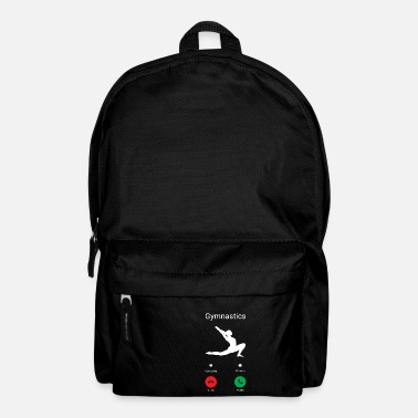 Gymnastics Gymnastics is calling! - Backpack
