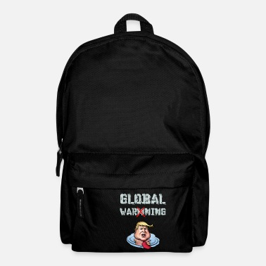 Global avertissement global - Sac à dos