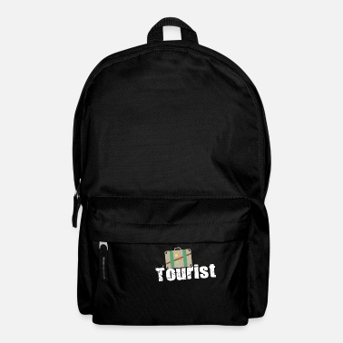 Tourist tourist - Backpack