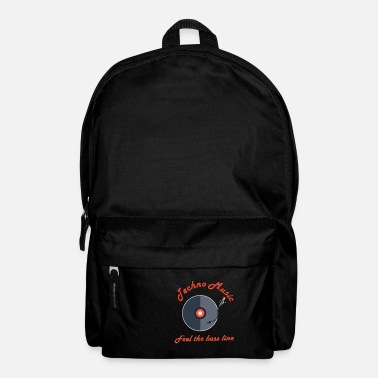 Techno Music Techno Music - Backpack