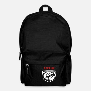 Reptile reptiles - Backpack