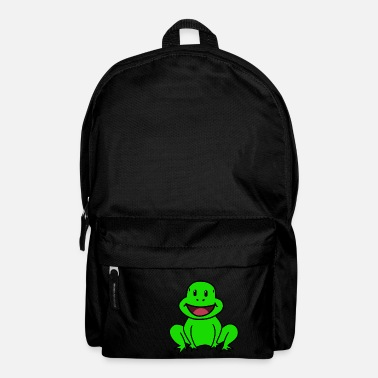 Dream Man Frog dream man prince - Backpack