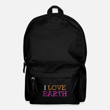 Earth Earth Earth Earth - Backpack
