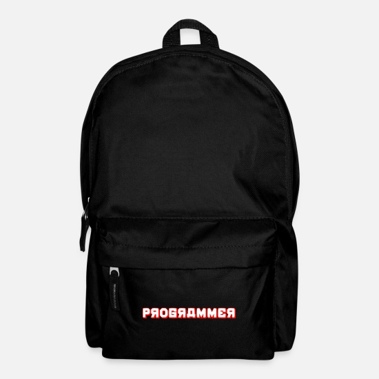 Tech Bags & Backpacks - Programmer - Backpack black