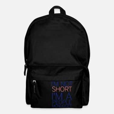 Small I'M NOT SMALL! - Backpack