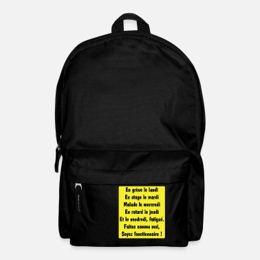 Official Person Official - Backpack