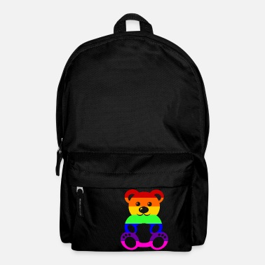 Gay Pride Gay Pride - Teddybear - EN - Backpack
