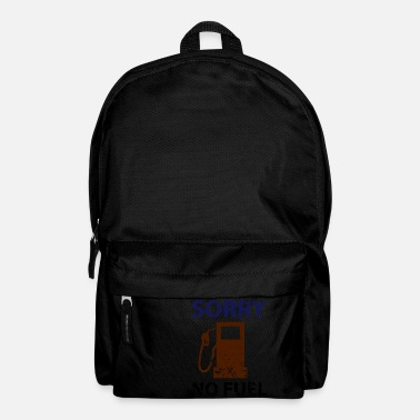Fuel no fuel - Backpack