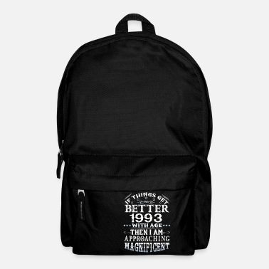 IF THINGS GET BETTER WITH AGE-1993 - Backpack
