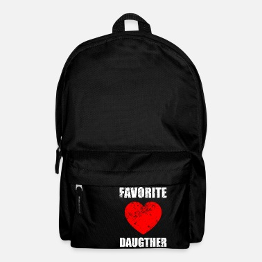 Daughter Daughters, daughter, daughter-in-law, favorite daughter - Backpack