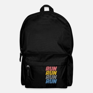 Running Run Run Run - Backpack