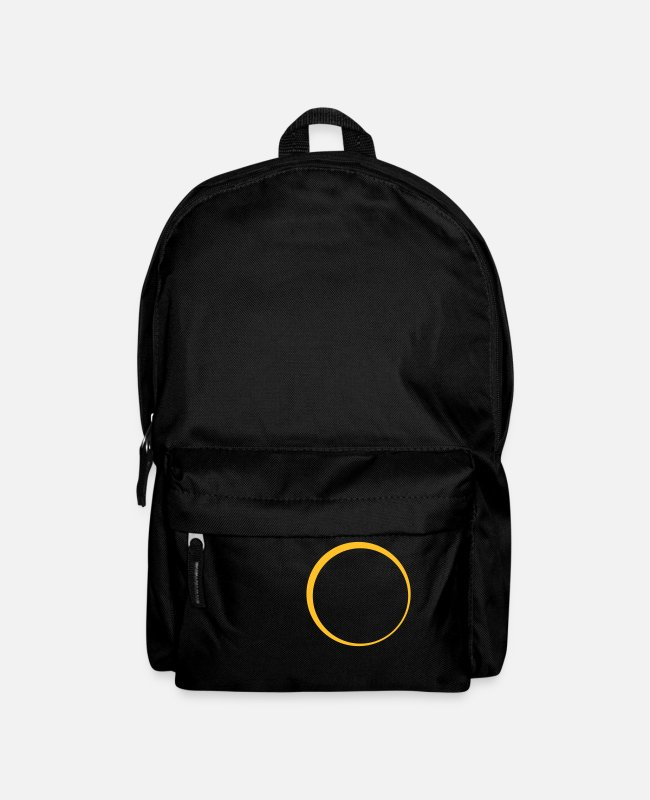 Werwolf Bags & Backpacks - neumond_symbol2 - Backpack black