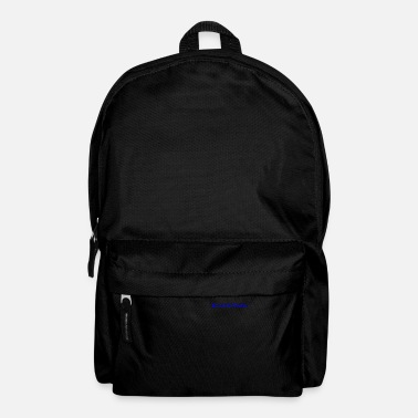 Messiah Not the Messiah - Backpack