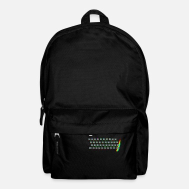 Zx Spectrum ZX81 (Zed-Ex) Spectrum Keyboard - Backpack