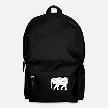 The elephant - Backpack